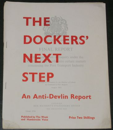 The Dockers' Next Step - An Anti-Devlin Report